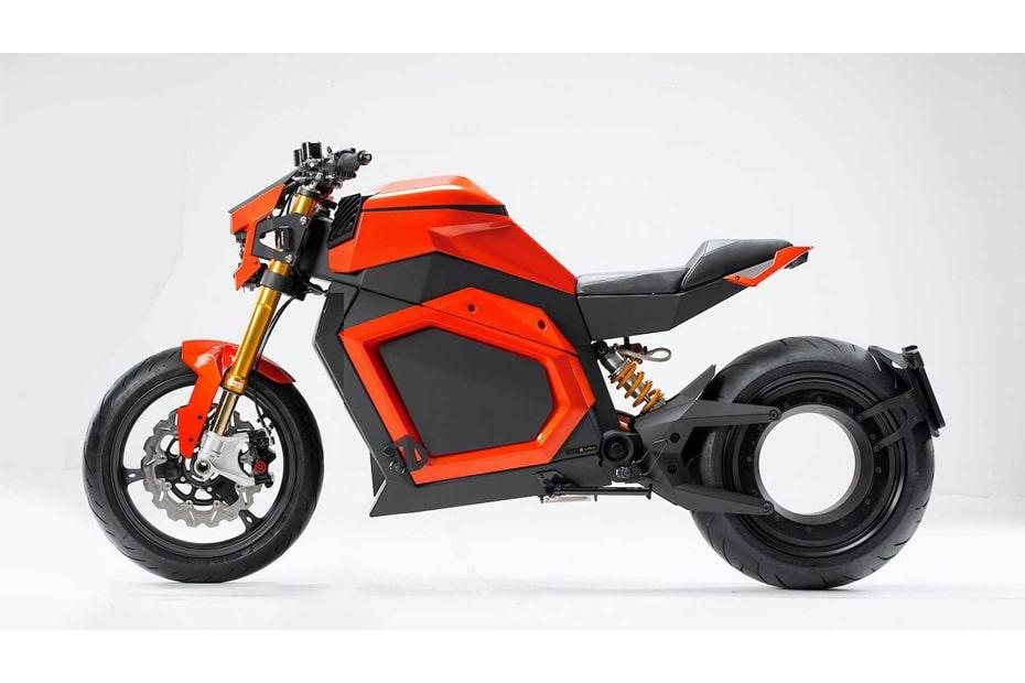 จักรยานยนต์ไฟฟ้า RMK E2 ได้รับการยืนยันสำหรับการผลิต