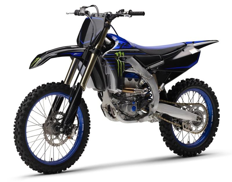 ยามาฮ่า YZ250F Monster Energy Yamaha Racing Edition