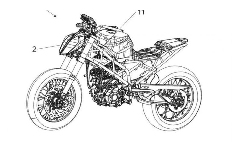 สิทธิบัตรเรดาร์ KTM ใหม่เผยคาดมีในรุ่น 390 Supermoto ก็เป็นได้