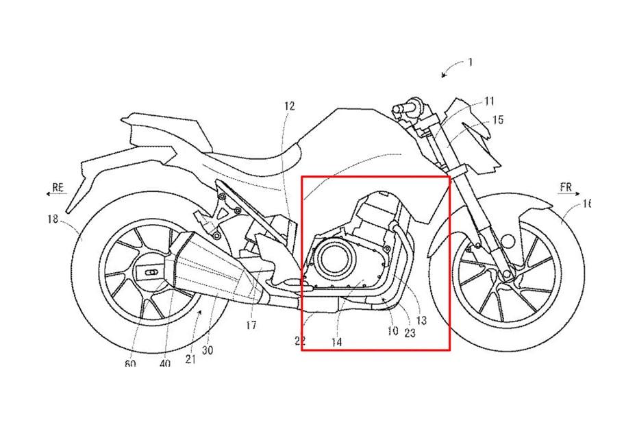 เผยสิทธิบัตร Suzuki พัฒนากับเครื่องยนต์ Gixxer 250 สูบคู่