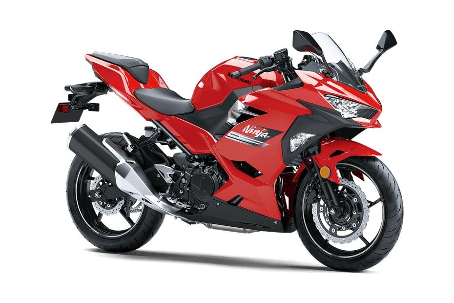 เวอร์ชั่นอเมริกัน Kawasaki Ninja 400 2021 แตกต่างกันอย่างไร?