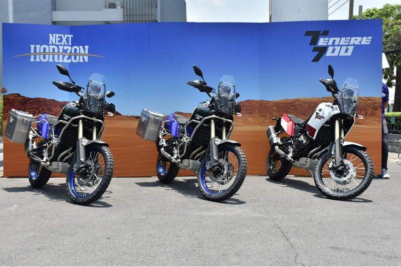 ส่งมอบ Yamaha Tenere700 ล๊อตแรกในประเทศไทย