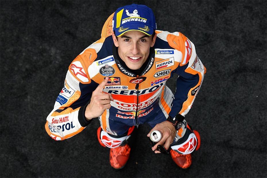"""ส่องประวัติ Marc Marquez ผู้ครองฉายา """"เด็กระเบิด"""" แห่งวงการ MotoGP"""