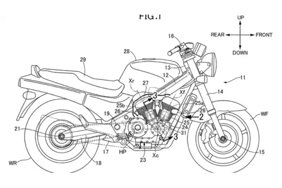 เผย Honda คาดพัฒนาเครื่องยนต์ V-twin ใหม่สำหรับ CBR250RR