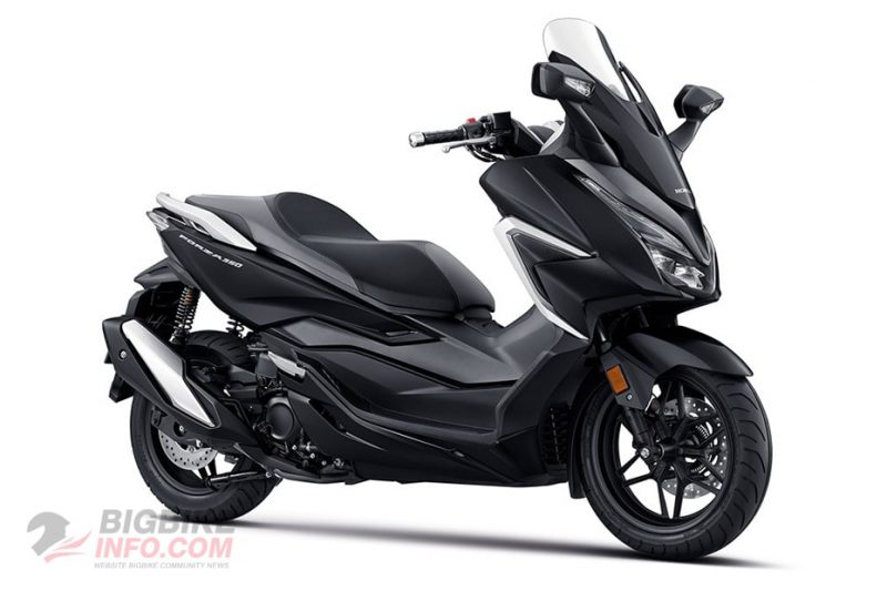 ฮอนด้า ฟอร์ซ่า 350 2020 สีดำ