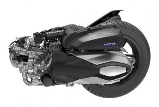 ฮอนด้า ฟอร์ซ่า 350 2020 เครื่องยนต์ 329.60 ซีซี eSP+