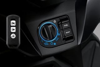 ฮอนด้า ฟอร์ซ่า 350 2020 Honda SMART Key