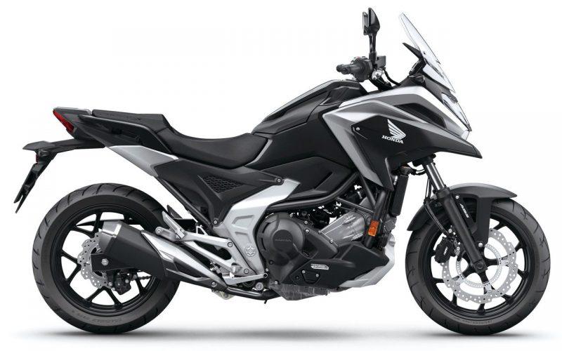 ฮอนด้า NC750X 2021 สีดำ