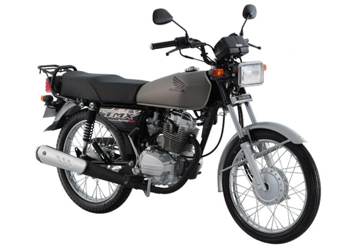 ฮอนด้า TMX125 2021 สีเทา