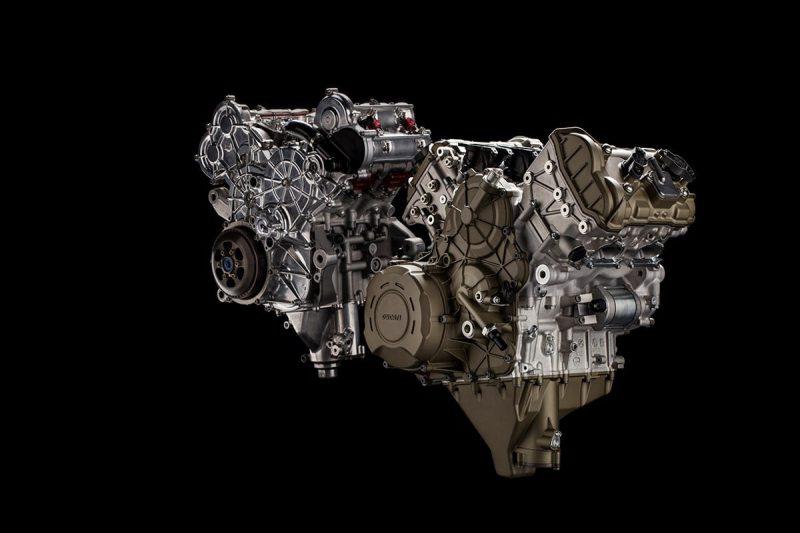 Ducati Multistrada V4 ปี 2021