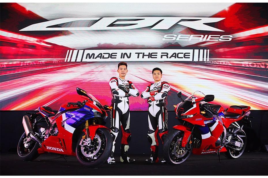 Honda เปิดตัว CBR600RR และ CBR1000RR-R 2020 ในประเทศไทย