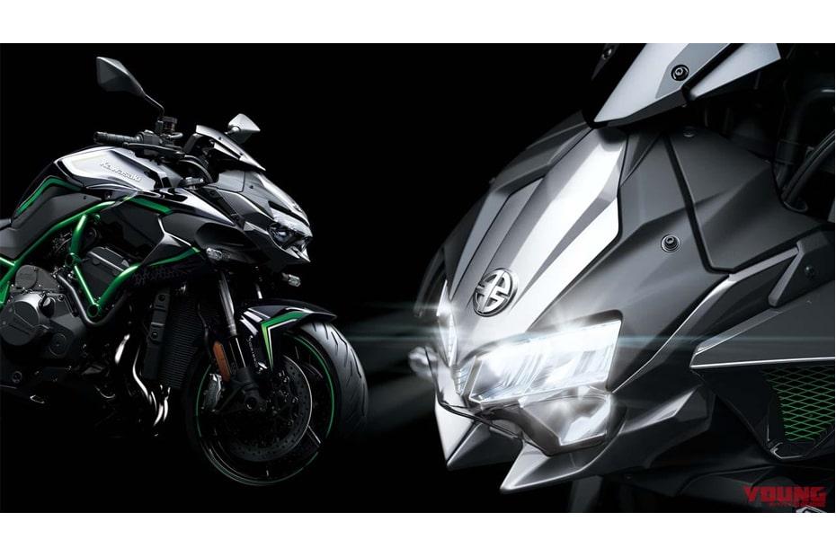 เผยราคาจำหน่าย Kawasaki Z H2 ใหม่ ในญี่ปุ่นในวันที่ 4 เมษายน 2020