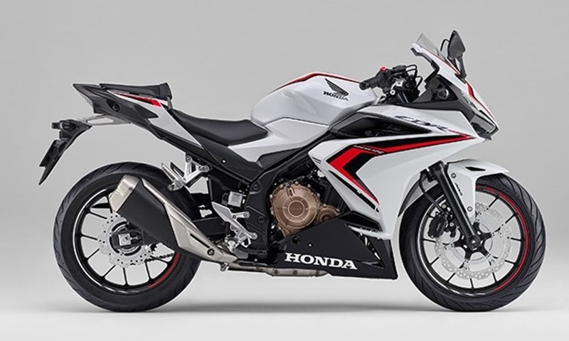 Honda CBR400R 2020 เผยโฉม ฮอนด้า CBR400R