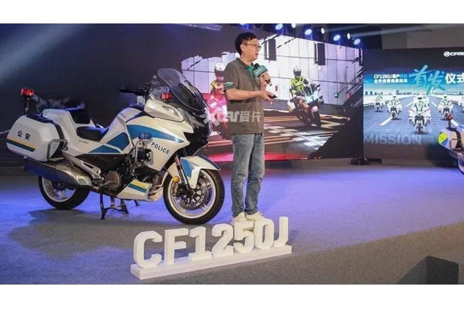 เปิดตัวบิ๊กไบค์ CFMoto CF1250J 2020 รุ่นล่าสุด กับเครื่องยนต์ขนาดใหญ่