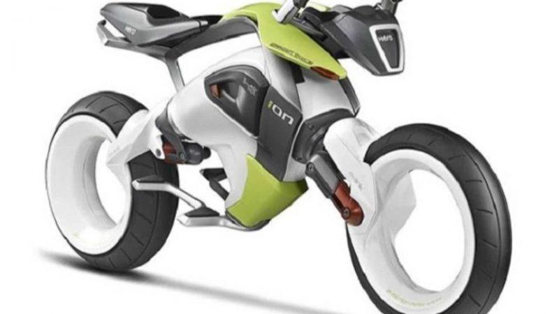 แนวคิดการออกแบบ Hero MotoCorp Electric Ultra Sport