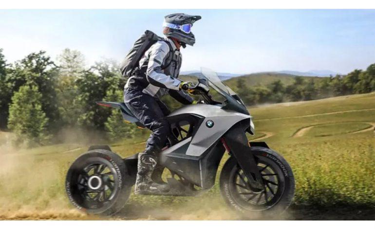 เผยแนวคิด BMW ADV พลังงานไฟฟ้าที่สร้างสรรค์โดยนักศึกษาออกแบบชาวอินเดีย