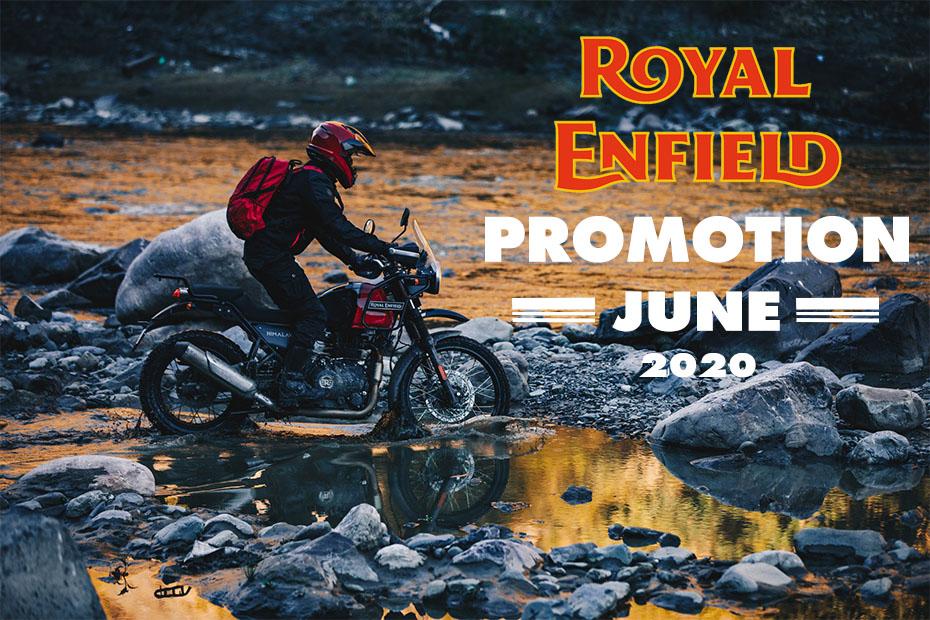 โปรโมชั่น Royal Enfield Himalayan ประจำเดือนมิถุนายน 2563