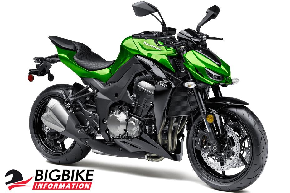 Kawasaki Z1000 ABS ปี 2018 ข้อมูลสเปคราคาและตารางผ่อนดาวน์