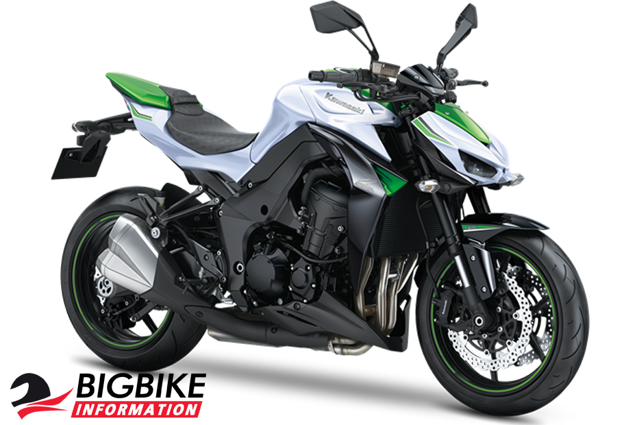 Kawasaki Z1000 ABS ข้อมูลสเปคราคาและตารางผ่อนดาวน์