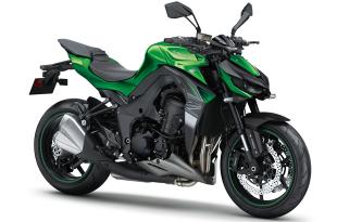 Kawasaki Z1000 ปี 2018