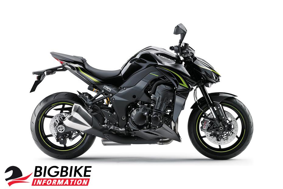 ภาพ Kawasaki Z1000R