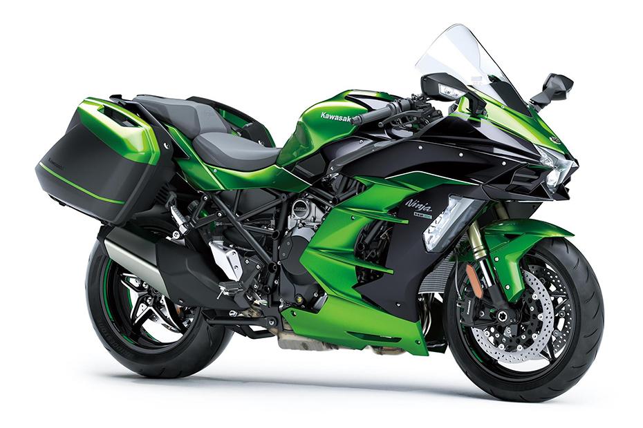 ตัวแรง! ค่ายยักษ์เขียวเปิดตัวรถ ซุปเปอร์ชาร์จ สปอร์ตทัวเรอร์ ใหม่อย่าง Kawasaki Ninja H2 SX กับ Ninja H2 SX SE