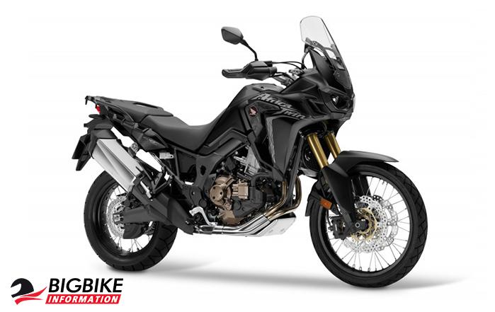 ภาพ Honda Africa Twin CRF1000L สีดำ