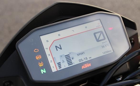 bigbike information
