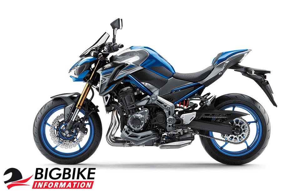 ภาพ Kawasaki Z900 SE 2017