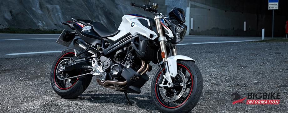 ภาพ BMW R 1200 RT สีขาว ด้านข้าง