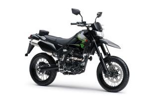 Kawasaki D-Tracker X สีดำ