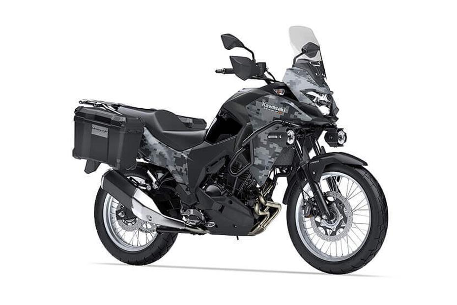 ภาพ Kawasaki Versys-X 300 Tourer