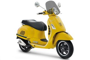Vespa GTS Super 300 ABS Sport Edition