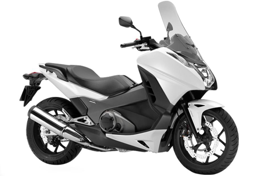 ภาพ Honda Integra S สีขาว