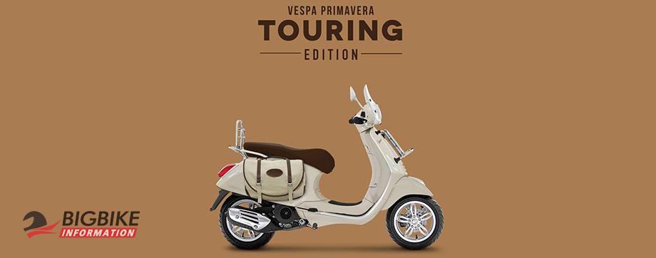 ภาพ VESPA PRIMAVERA 150 I-GET TOURING EDITION