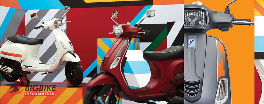 ภาพ VESPA S 125 I-GET