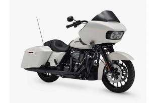 ภาพ Harley Davidson ROAD GLIDE SPECIAL สีขาว ด้านหน้า