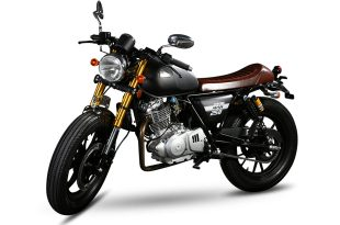 Stallion Centaur Max 250 สีดำ