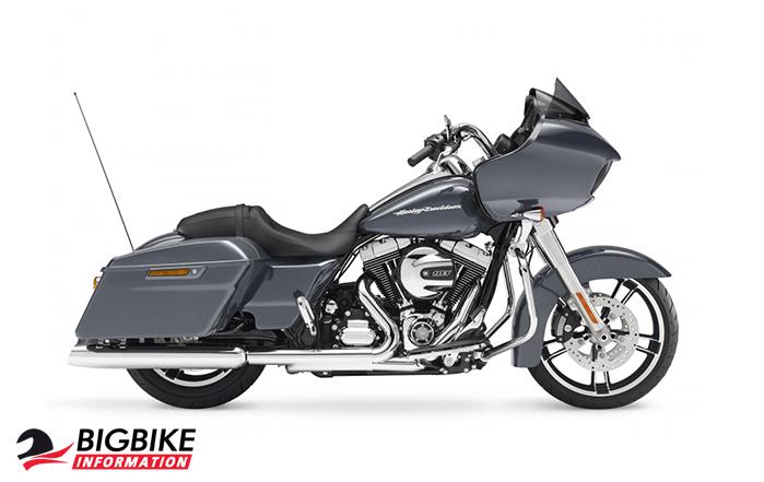 ภาพ Harley Davidson TOURING ROAD GLIDE สีเทา ด้านข้าง