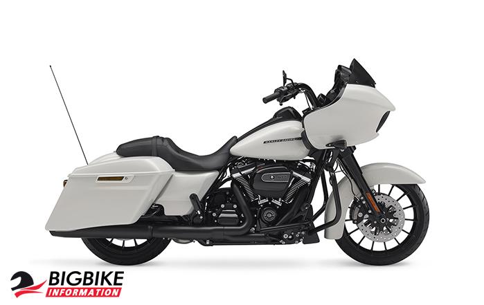 ภาพ Harley Davidson ROAD GLIDE SPECIAL สีขาว ด้านข้าง