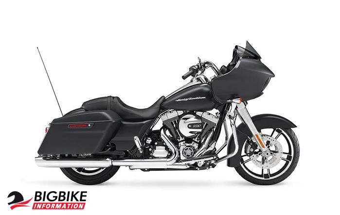ภาพ Harley Davidson TOURING ROAD GLIDE สีดำ ด้านข้าง