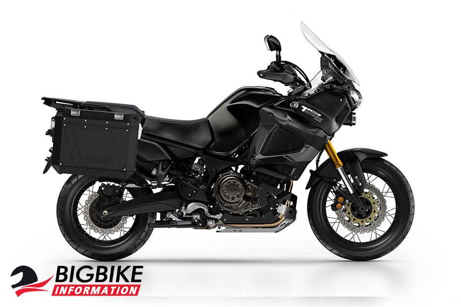 ภาพ Yamaha Super Tenere Full Option สีดำ ด้านข้าง