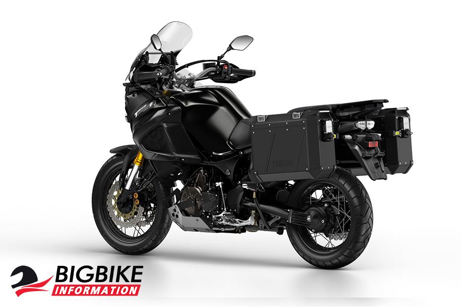 ภาพ Yamaha Super Tenere Full Option สีดำ ด้านหลัง