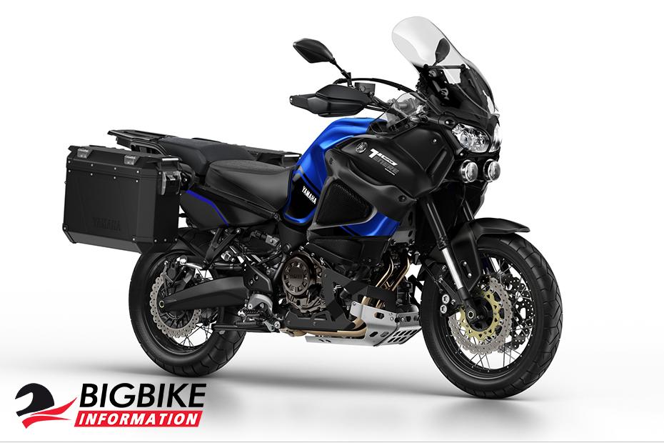 ภาพ Yamaha Super Tenere Full Option สีน้ำเงิน ด้านหน้า