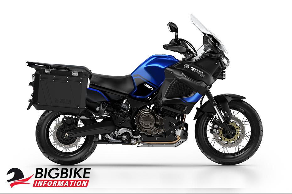 ภาพ Yamaha Super Tenere Full Option สีน้ำเงิน ด้านข้าง