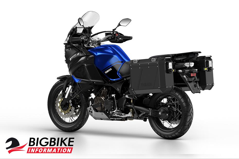 ภาพ Yamaha Super Tenere Full Option สีน้ำเงิน ด้านหลัง