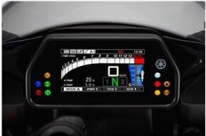 หน้าปัดเรือนไมล์แบบ ดิจิตอล FULL LCD ขนาดใหญ่ แสดงผลแบบ DASHBOARD