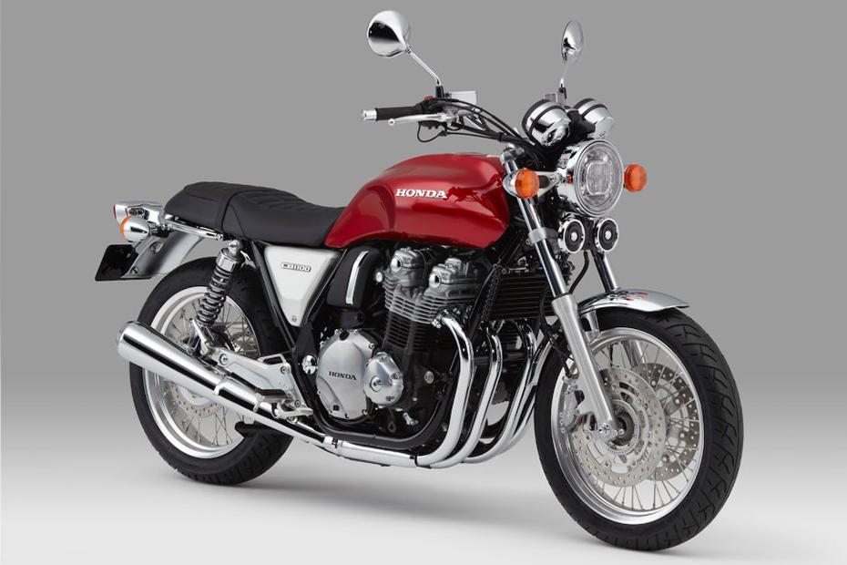 ภาพ Honda CB1100EX สีแดง