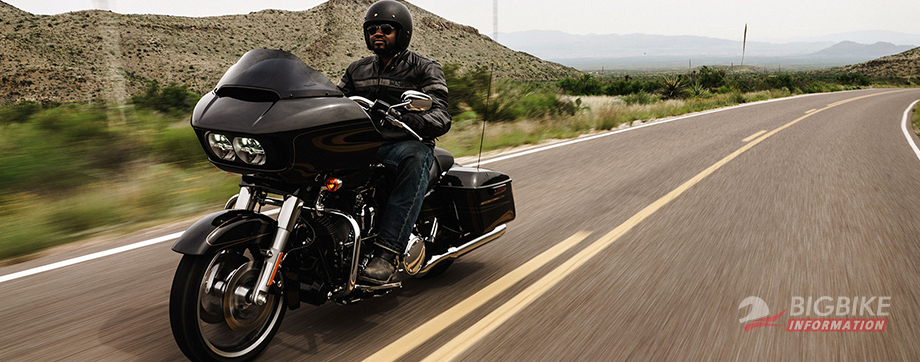 ภาพ Harley Davidson ROAD GLIDE SPECIAL สีดำ