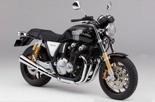 ภาพ Honda CB1100RS สีดำ